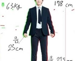 テテの身長と体重!細い~?btsバンタン実際には?